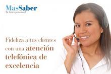 Curso de atención telefónica