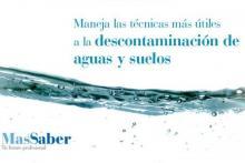 curso de descontaminación de aguas y suelos