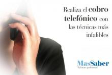 Curso de cobro telefónico