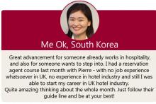 Hotel Reservations Agent - Student Testimonial