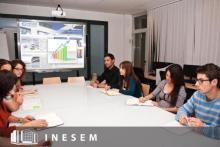 INESEM: Sala de profesorado