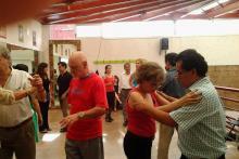 Prácticas de tango para alumnos