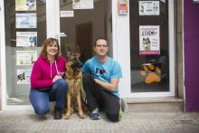 Somos el primer centro de educación canina integrado en la ciudad (y el único)