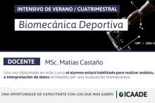 Programa de Biomecanica Deportiva