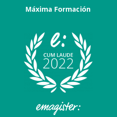 sello acreditativo de calidad e-magister 2020