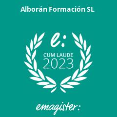 Logo Alborán Formación Cum Laude EMagister