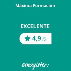 valoración de maximaformacion en e-magister